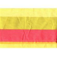 دستمال سفره کتان 36 × 36 رزين تاژ طرح رابيد صورتي