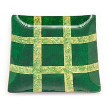 Green Brick Facade ZA001 Plate