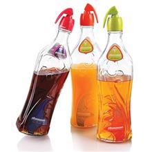 بطري رنگين کمان زيباسازان مدل اسليمي