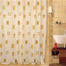 Rezin Taj Browns 240 x 200 Shower Curtain