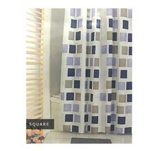 Rezin Taj Square 200 x 180 Shower Curtain