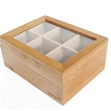جعبه چاي کيسه اي بامبوم مدل Misto BCYM1