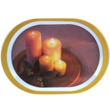 سيني طرح شمع يزدگل کد 744