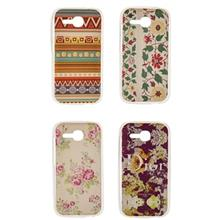 Huawei Ascend Y600 TPU Fit Case 4 In 1 Package Pattern 1