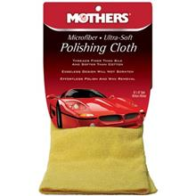 Mother 155200 Car Microfiber Ultra Soft Polishing Cloth