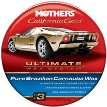 Mothers 5550 Car California Gold Pure Brazilian Carnauba Wax 340g
