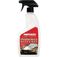 Mothers 5644 Car Wax And Carwash Spray 710mL