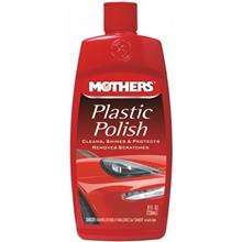 Mothers 6208 Car Plastic Polish 236mL