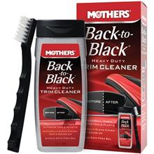 Mothers 6141 Car Back-to-Black Plastic and Trim Restorer Kit