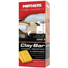 Mothers 7240 Car California Gold Clay Bar Kit