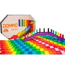 Fekraneh Domino 200 Pieces Intellectual Game