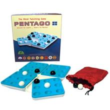 Fekraneh Pentago Intellectual Game