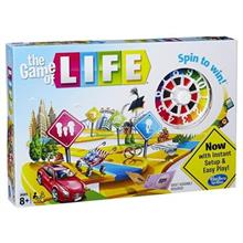 Hasbro The Game Of Life Intellectual Game
