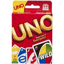 Mattel UNO Intellectual Game