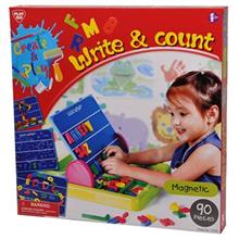 Play Go Write And Count 7330 Intellectual Game