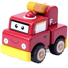 Wonderworld Build a Fire Engine WW 4066 Intellectual Game