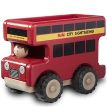 Wonderworld City Sightseeing Bus WW-4063 Intellectual Game