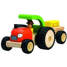 Wonderworld Mini Tractor WW-4042 Intellectual Game