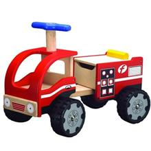 Wonderworld Ride On Fire Engine WW 4031 Intellectual Game