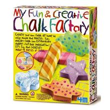 4M Chalk Factory 04597 Educational Kit