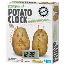 4M Potato Clock 03275 Educational Kit