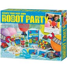 4M Robot Party 04402 Educational Kit
