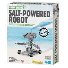 4M Salt-Powered Robot 03353 Educational Kit