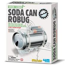 4M Soda Can Robug 03266 Educational Kit