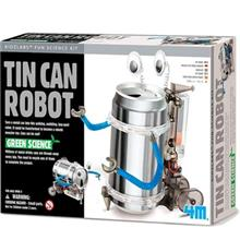 4M Tin Can Robot 03270 Educational Kit