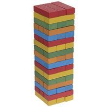 Jenga And Domino Intellectual Game
