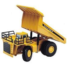 ماشين بازي جول مدل Dumper Euclid R 85 B Euclid Truck