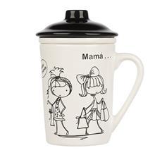 دمنوش ساز کاولین مدل Mama طرح 1