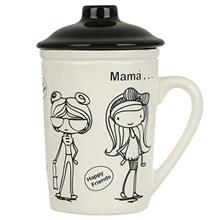 دمنوش ساز کاولین مدل Mama طرح 2