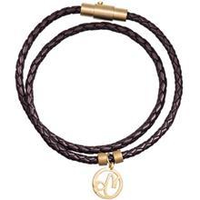 دستبند طلا کیا گالری مدل AB221-10