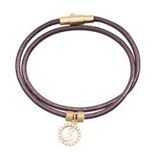 دستبند طلا کيا گالري مدل AB258-G