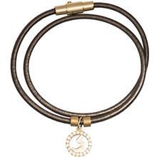 دستبند طلا کيا گالري مدل AB258-K