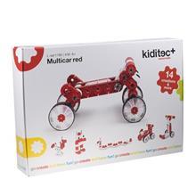 ساختني کيدي تک مدل Multicar Red