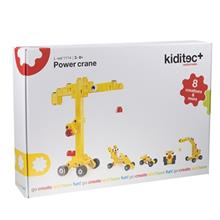 Kiditec Power Crane Building