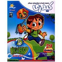 مجموعه بازي کامپيوتري Kidsy Game Box 5