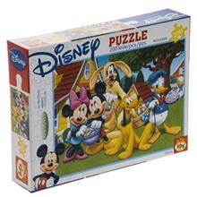 پازل 200 تکه کينگ مدل Mickey Mouse Friends K22005