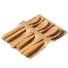 قاشق چای بامبو مدل Tai BKCT1 بسته 6 عددی