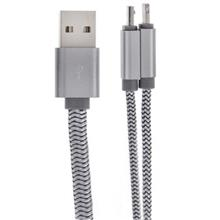 LDNIO LC86 USB To microUSB And Lightning Cable 1.1m