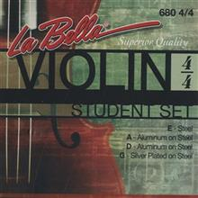 La Bella 680 Violin Strings