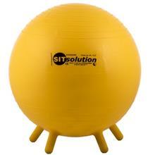 توپ بدنسازي لدراگوما مدل Sit Solution با قطر 45cm سانتيمتر