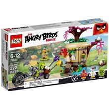 لگو سري Angry Birds مدل Bird Island Egg Heist 75823