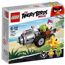 لگو سري Angry Birds مدل Piggy Car Escape 75821