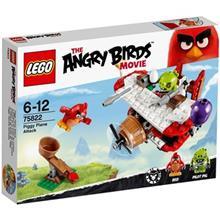 لگو سري Angry Birds مدل Piggy Plane Attack 75822