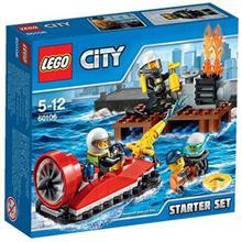 لگو سري City مدل Fire Starter Set 60106