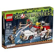 Lego Ghost Busters Ecto-1 And Ecto-2 75828