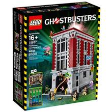 لگو سري Ghost Busters مدل Firehouse Headquarters 75827